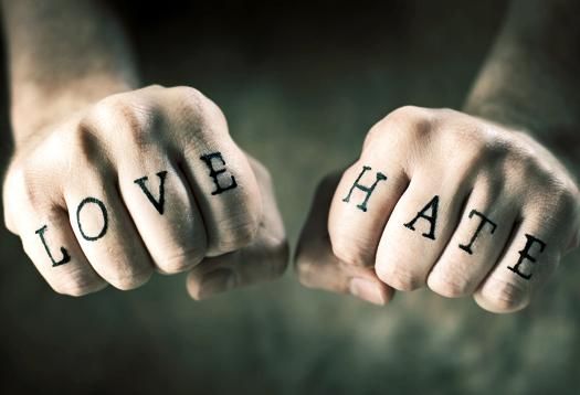 Love Hate Love HateLove
